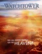 The Watchtower Public Edition February 1, 2010
