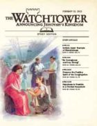 The Watchtower Study Edition February 15 2012