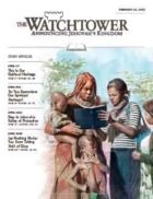 The Watchtower Study Edition February 15 2013