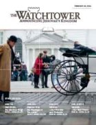 The Watchtower Study Edition February 15 2014