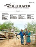 The Watchtower Study Edition March 15 2014