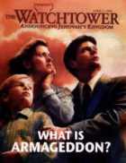 The Watchtower Public Edition April 1 2008
