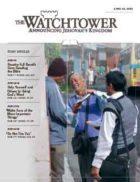 The Watchtower Study Edition April 15 2013