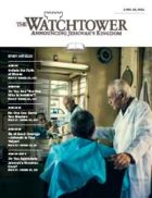 The Watchtower Study Edition April 15 2014