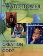 The Watchtower Public Edition May 1 2008