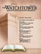 The Watchtower Study Edition May 15 2011