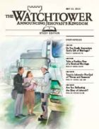 The Watchtower Study Edition May 15 2012