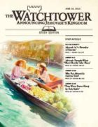 The Watchtower Study Edition June 15 2012