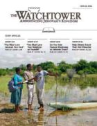 The Watchtower Study Edition June 15 2014