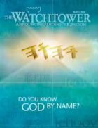 The Watchtower Public Edition July 1, 2010