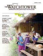 The Watchtower Study Edition August 15 2013