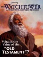 The Watchtower September 1 2007