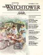 The Watchtower Study Edition September 15 2012