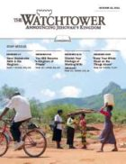 The Watchtower Study Edition October 15 2014