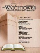 The Watchtower Study Edition November 15 2011