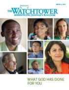 The Watchtower Public Edition March 1 2014