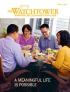 The Watchtower Public Edition April 1 2013