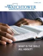 The Watchtower Public Edition October 1 2013