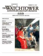 The Watchtower Simplified Edition February 15 2012
