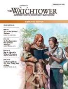 The Watchtower Simplified Edition February 15 2013