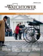The Watchtower Simplified Edition February 15 2014