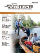 The Watchtower Simplified Edition March 15 2013