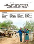 The Watchtower Simplified Edition March 15 2014