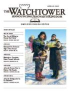 The Watchtower Simplified Edition April 15 2012