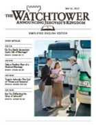 The Watchtower Simplified Edition May 15 2012