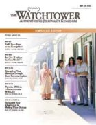 The Watchtower Simplified Edition May 15 2013