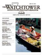 The Watchtower Simplified Edition June 15 2012