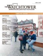 The Watchtower Simplified Edition June 15 2013
