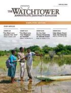 The Watchtower Simplified Edition June 15 2014