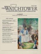 The Watchtower Simplified Edition July 15 2011
