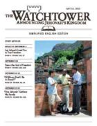 The Watchtower Simplified Edition July 15 2012
