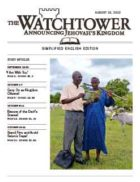 The Watchtower Simplified Edition August 15 2012