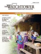 The Watchtower Simplified Edition August 15 2013