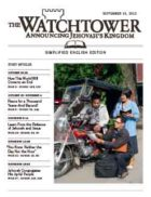 The Watchtower Simplified Edition September 15 2012