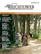 The Watchtower Simplified Edition September 15 2013