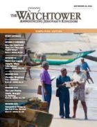 The Watchtower Simplified Edition September 15 2014