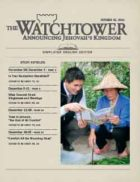 The Watchtower Simplified Edition October 15 2011