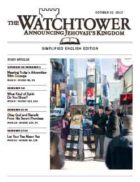 The Watchtower Simplified Edition October 15 2012