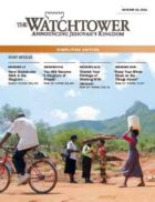 The Watchtower Simplified Edition October 15 2014