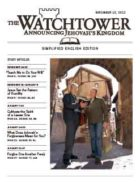 The Watchtower Simplified Edition November 15 2012