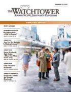 The Watchtower Simplified Edition November 15 2013