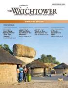 The Watchtower Simplified Edition December 15 2013