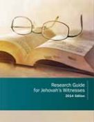 rsg14-E Research Guide for Jehovah's Witnesses 2014 Edition