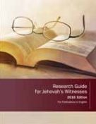 rsg16-E Research Guide for Jehovah's Witnesses 2016 Edition