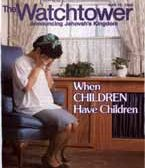 The Watchtower April 15 1988