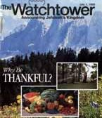 The Watchtower July 1 1988